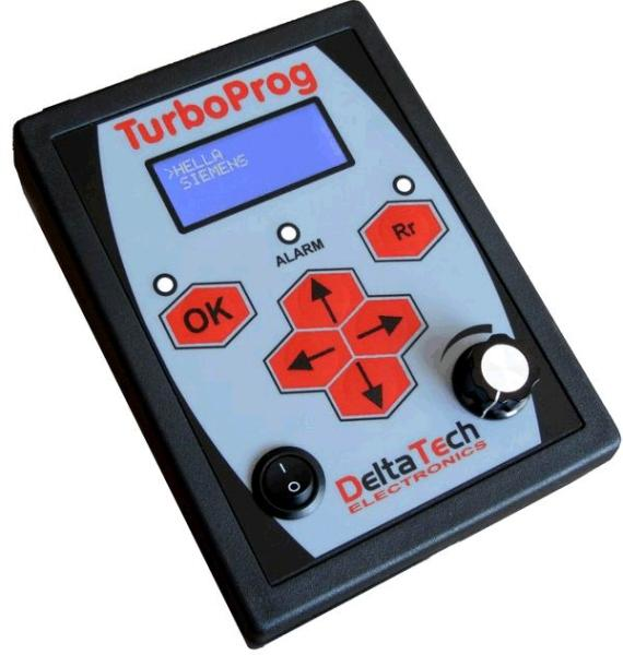 TurboProg Turbocharger Actuator Programmer