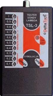 Tester i symulator sondy lambda TSL-3