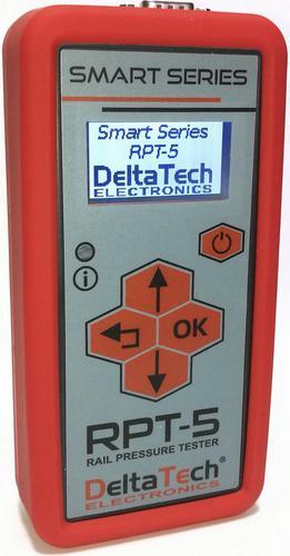 Tester ciśnienia na szynie RPT-5