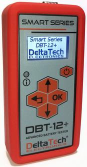 DBT-12+ Advanced Battery Tester