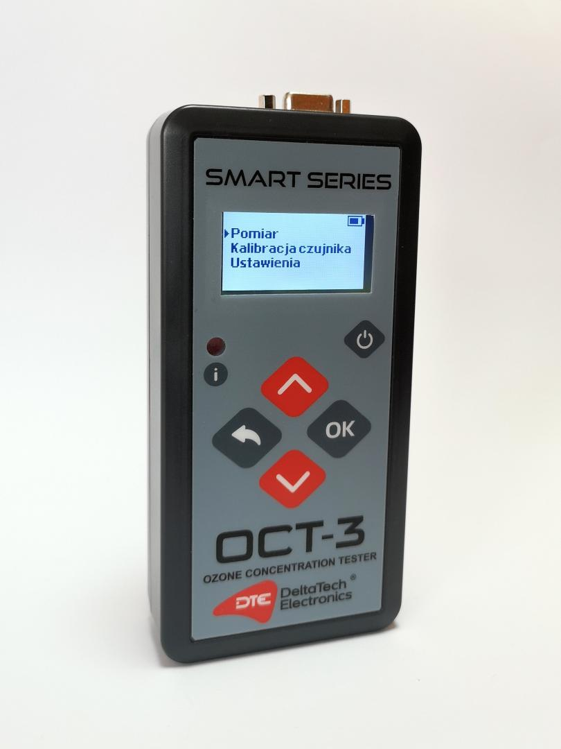 OCT-3 Ozone Concentration Tester